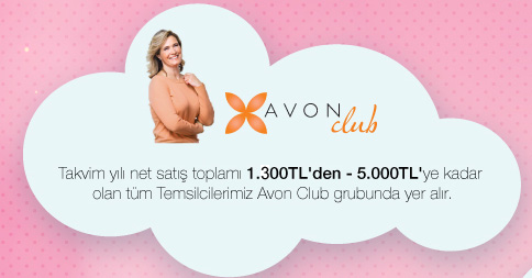 Avon Club Temsilcisi