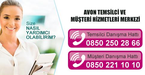 Avon Telefon Numaraları