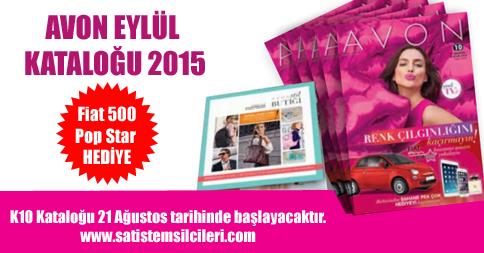Avon Eylül Katalog