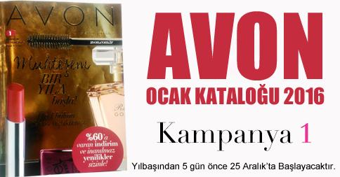 Avon Kampanya 1