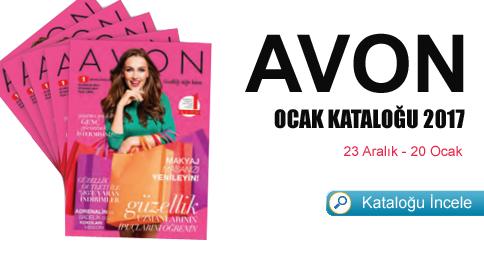 Avon 2017 Katalog