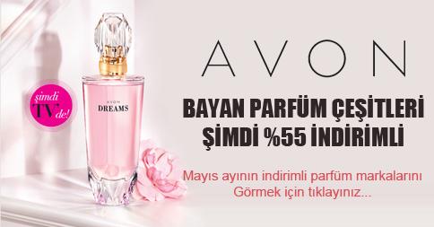 Avon parfüm fiyatları