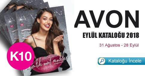 Avon Eylül Kataloğu 2018