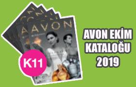 Avon Ekim Kataloğu 2019