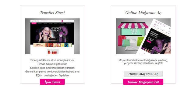 Avon Online Mağaza