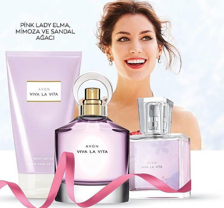 Avon Viva la vita parfüm