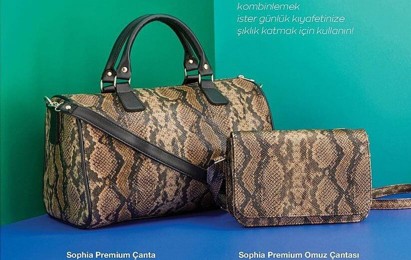 Avon son moda çanta çeşitleri