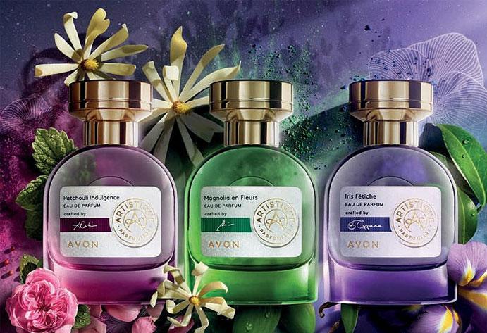 Avon Artistique parfüm çeşitleri