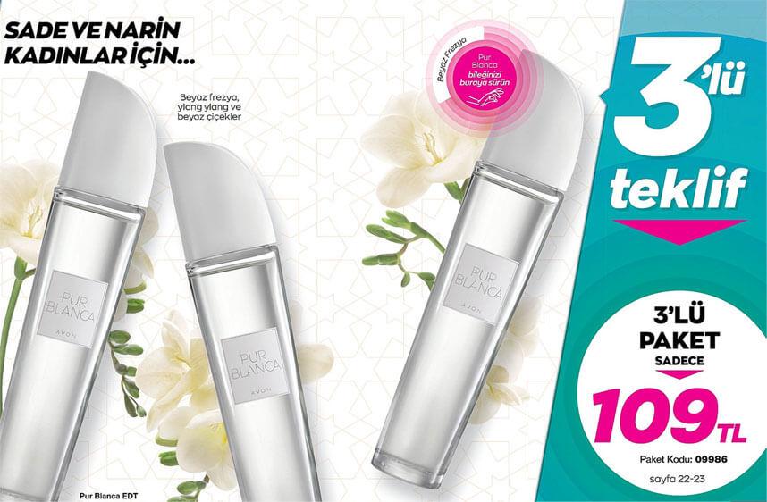Pur Blanca Bayan Parfüm