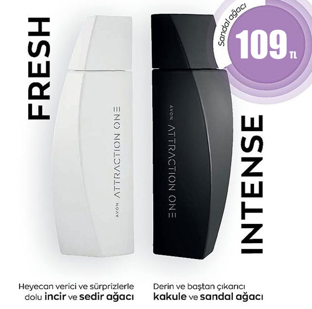Avon Attraction Intense One Parfüm