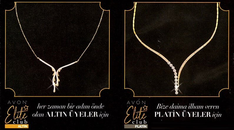 Avon elite club hediyeleri