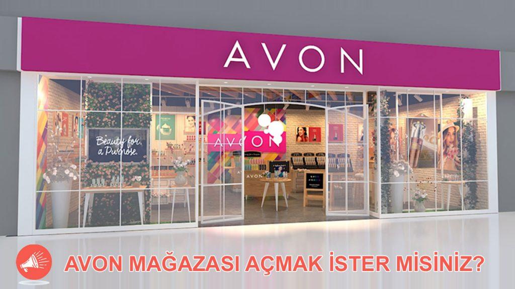 Avon mağaza