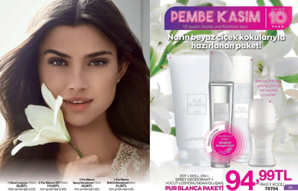 Pur Blanca parfüm