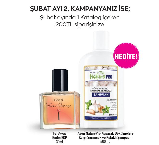 NaturePro şampuan